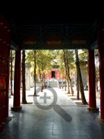 Blick-in-den-zweiten-Hof-und-auf-die-Buddhahalle_Morgenzeremonien_klein