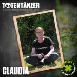 Totentänzer-Team Claudia