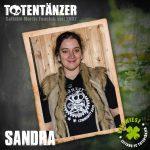 Totentänzer-Team Sandra