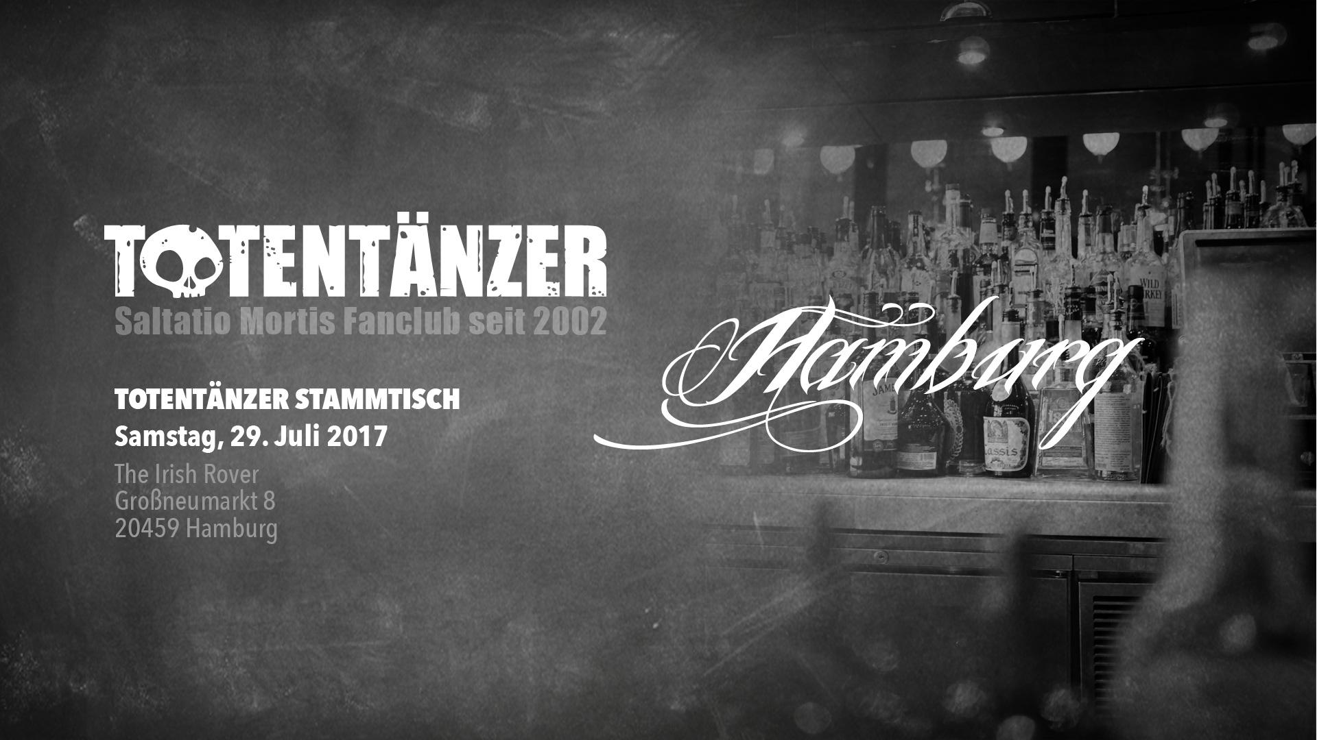 Totentänzer Stammtisch Hamburg
