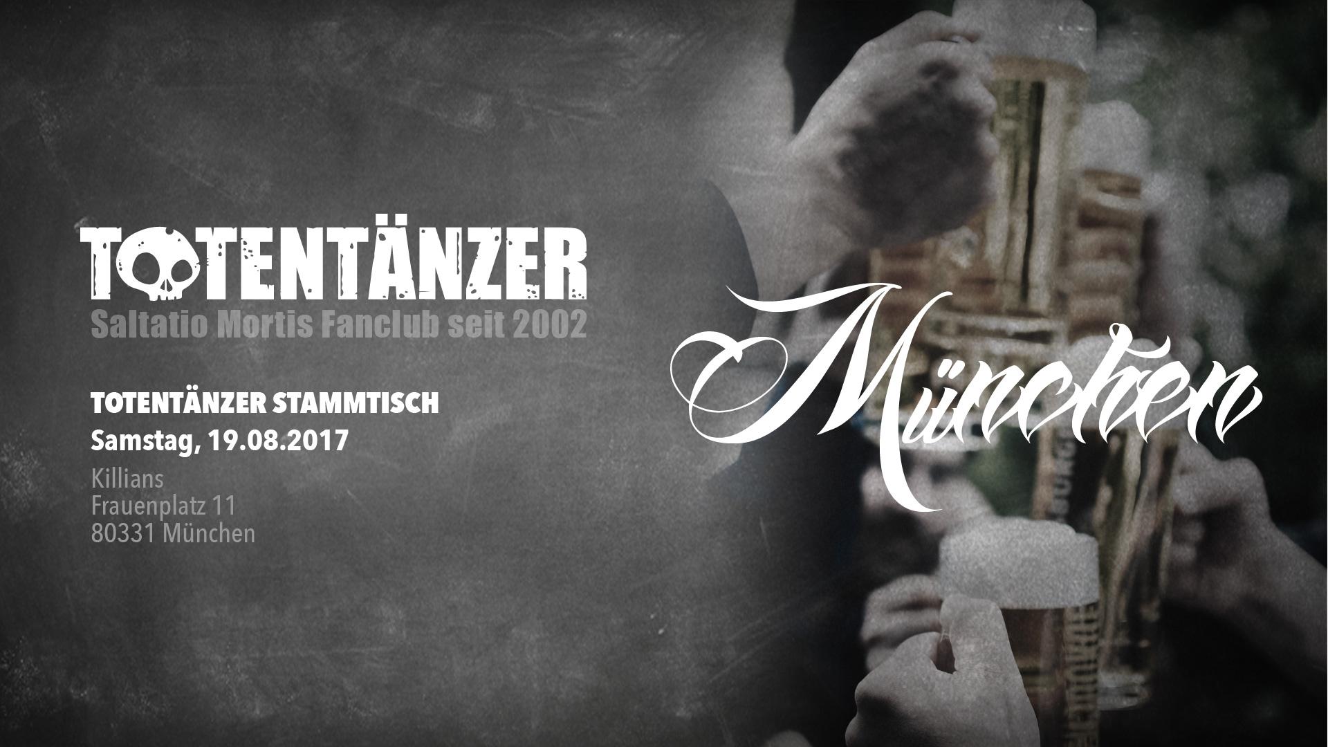 Totentänzer Stammtisch München