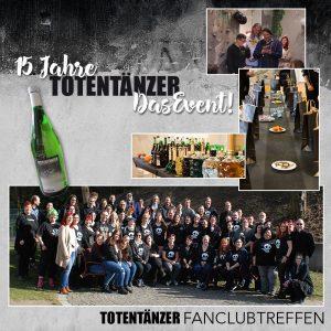 Totentänzer Fanclub Magazin Fanclub-Treffen
