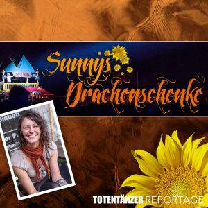 Totentänzer Fanclub Magazin Sunnys Drachenschenke