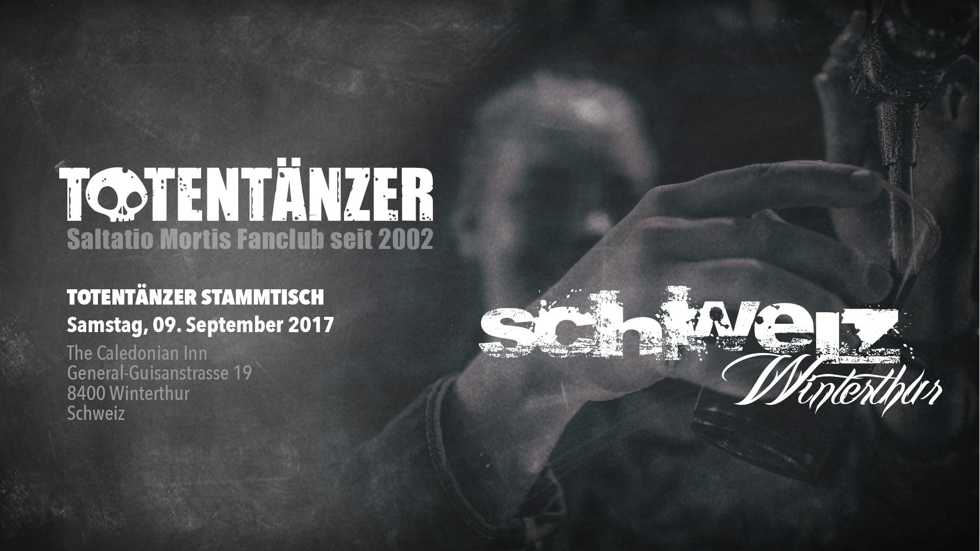 Totentänzer Stammtisch Schweiz