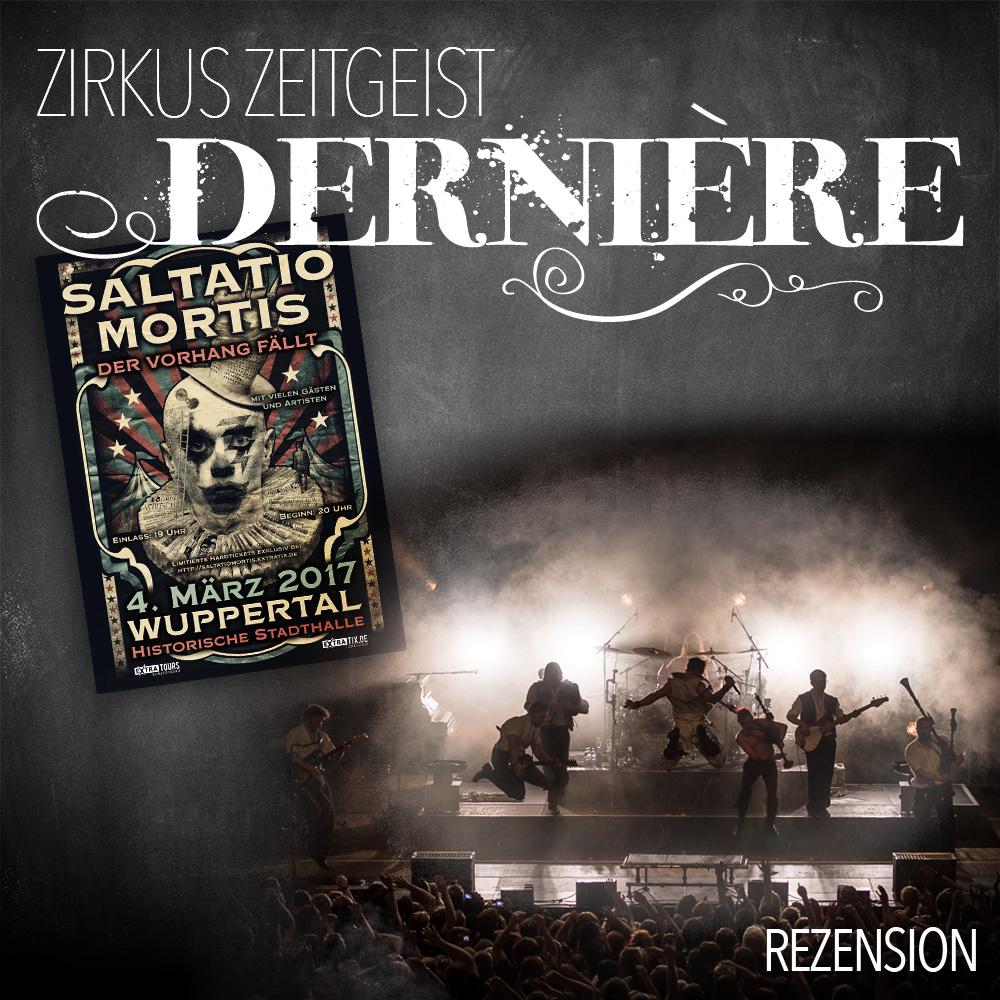 Saltatio Mortis - Zirkus Zeitgeist Dernière