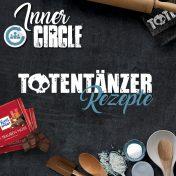 Totentaenzer-Rezepte - Bratapfel-Käsekuchen