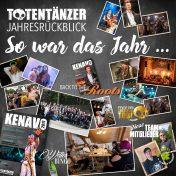 Totentänzer Jahresrückblick 2017
